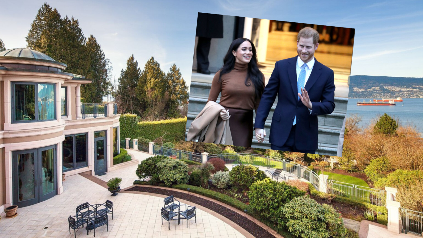 Fit for a princess: These are the Vancouver homes Harry and Meghan should move into right now