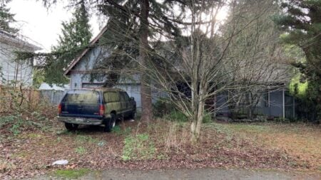 Home too dangerous to tour listed for $330K, gets 17 offers