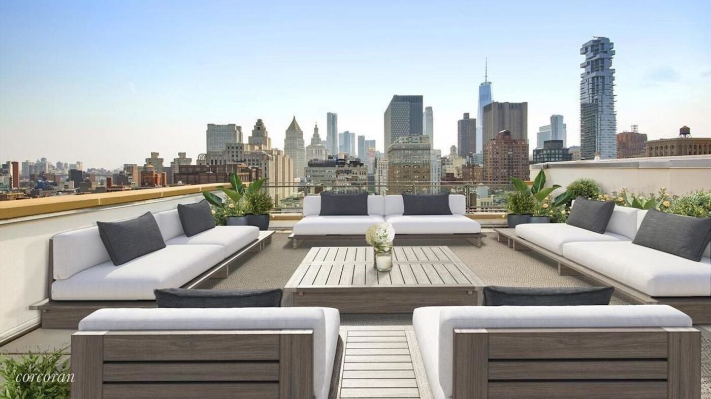 Rihanna's former Manhattan penthouse languishes on the market