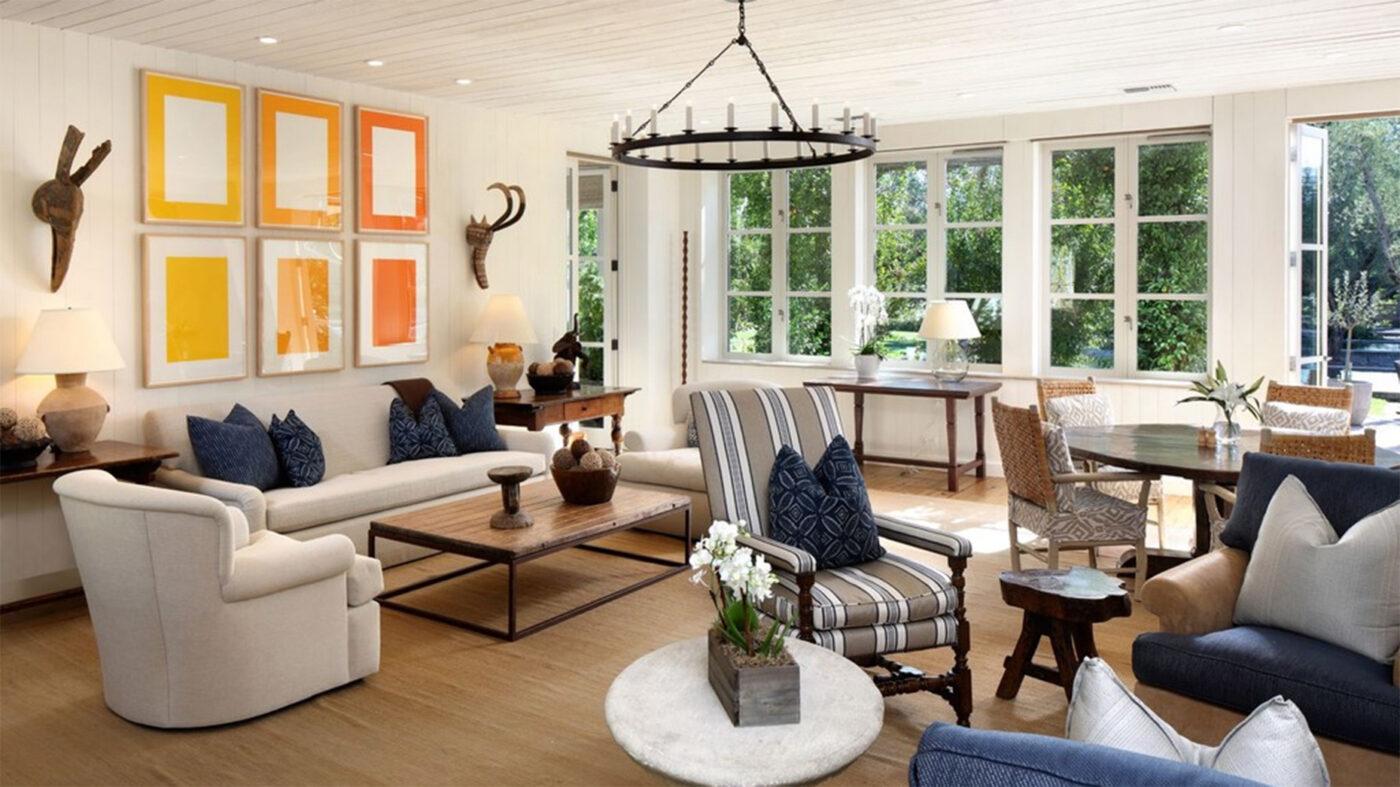 Trending interior designs in 3 different markets