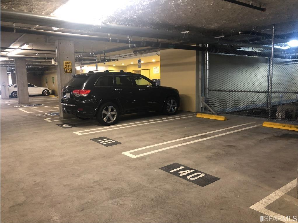 Parking spot in San Francisco listed for a jaw-dropping $100K