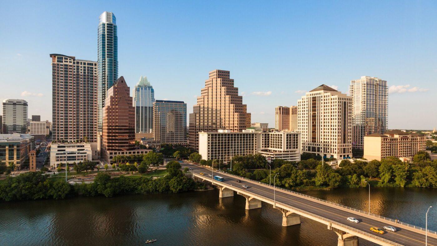 Austin named top US job market