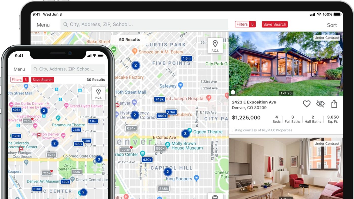 Here's why RE/MAX incorporated augmented reality into its new app