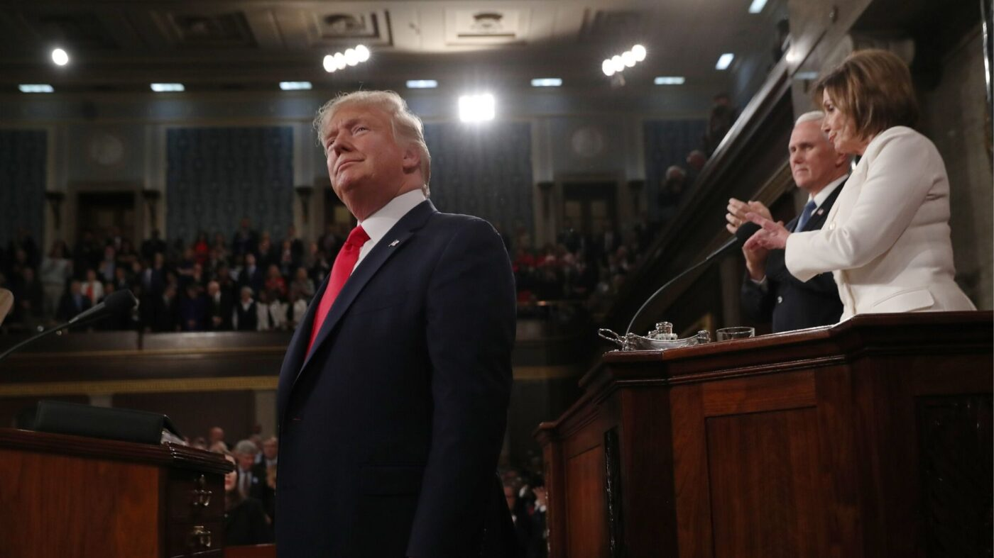 NAR president applauds Trump's State of the Union address