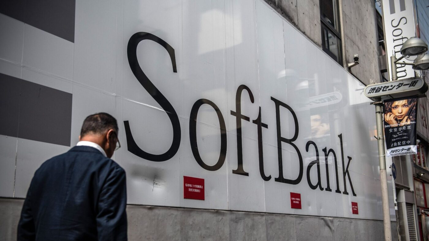 SoftBank posts record loss, warns some investments may go bankrupt