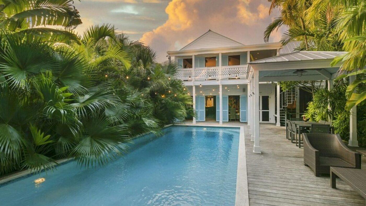 Dale Earnhardt Jr.'s historic Key West home lists for $3.7M