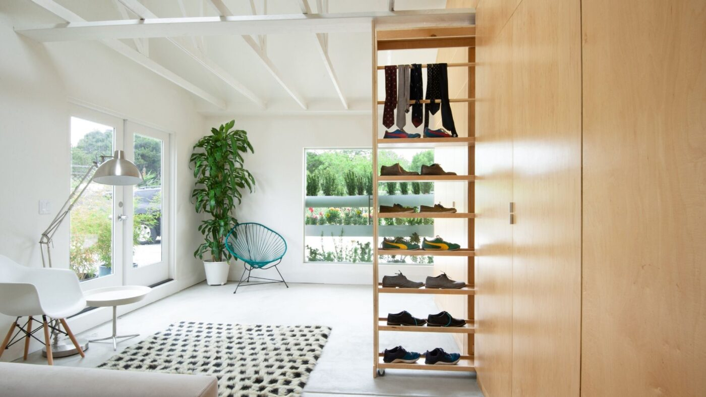 Modern Granny Flat garage conversion not just for grannies