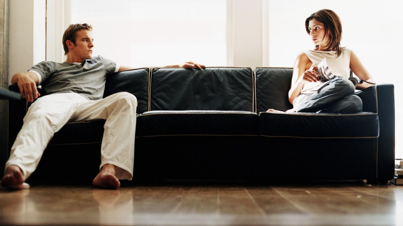 Three-quarters of all couples fight during the homebuying process