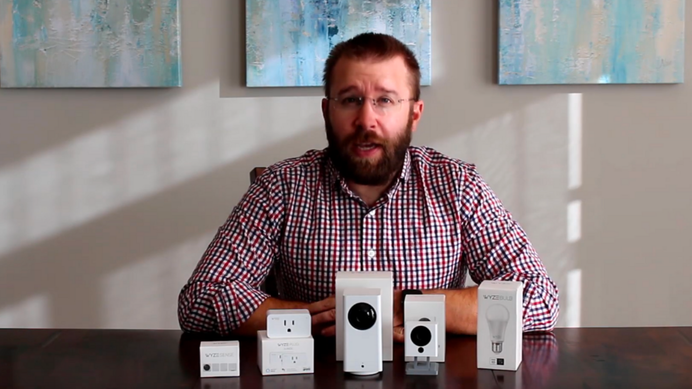 Smart-home tech for agents: Wyze starter kit and cameras