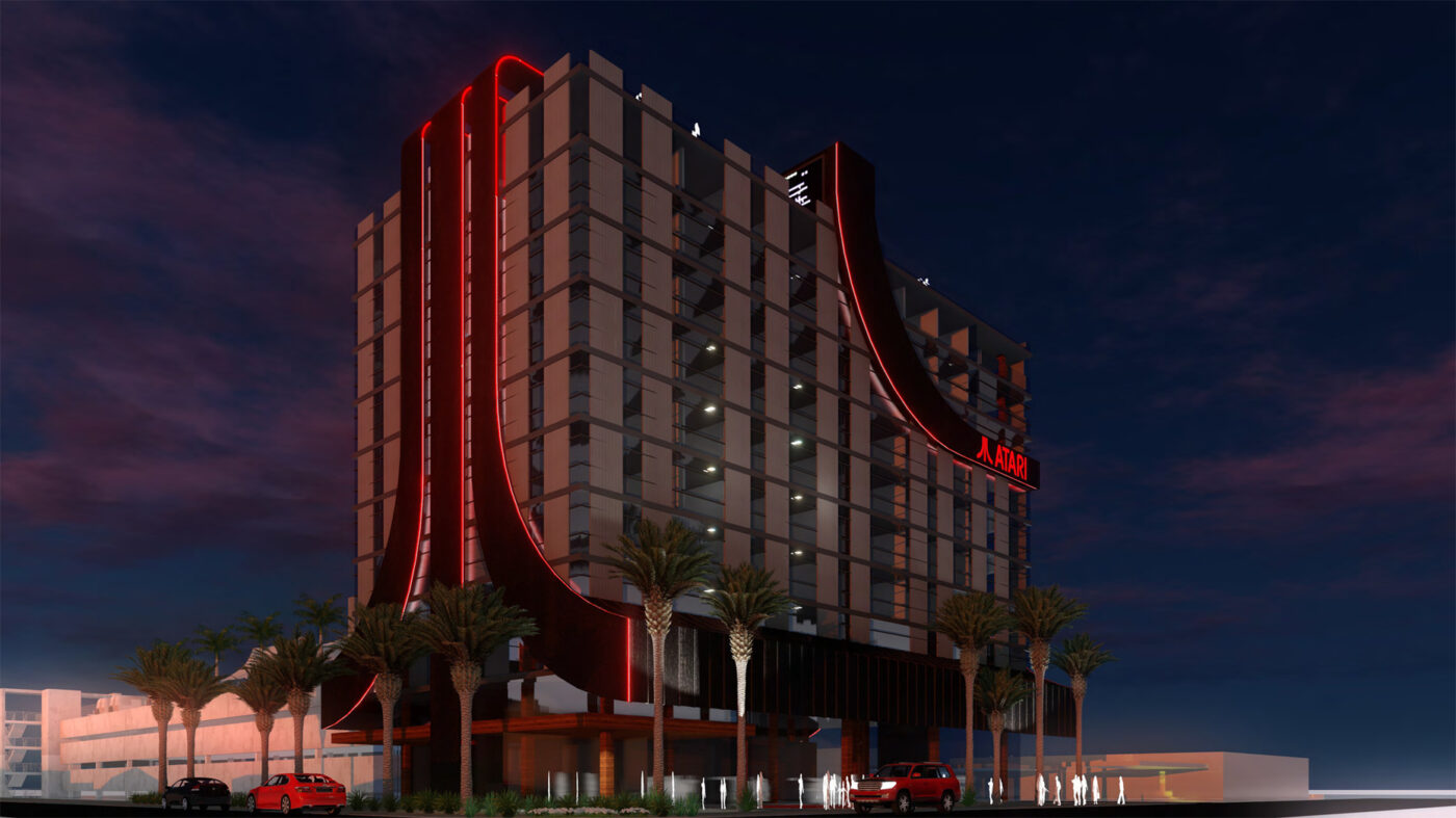 It's on like Donkey Kong: Atari plans to open hotels in 8 US cities