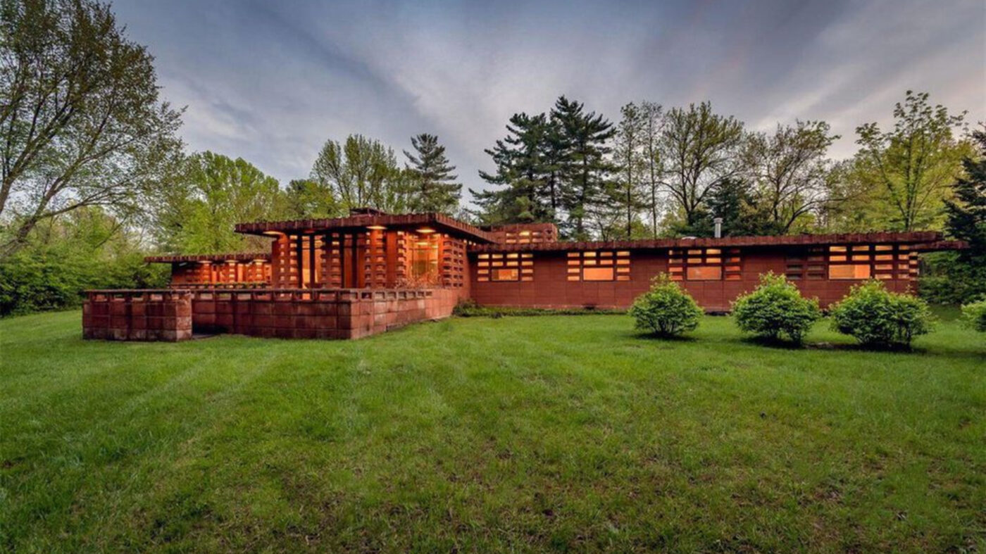 Frank Lloyd Wright's Pappas House sells in St. Louis