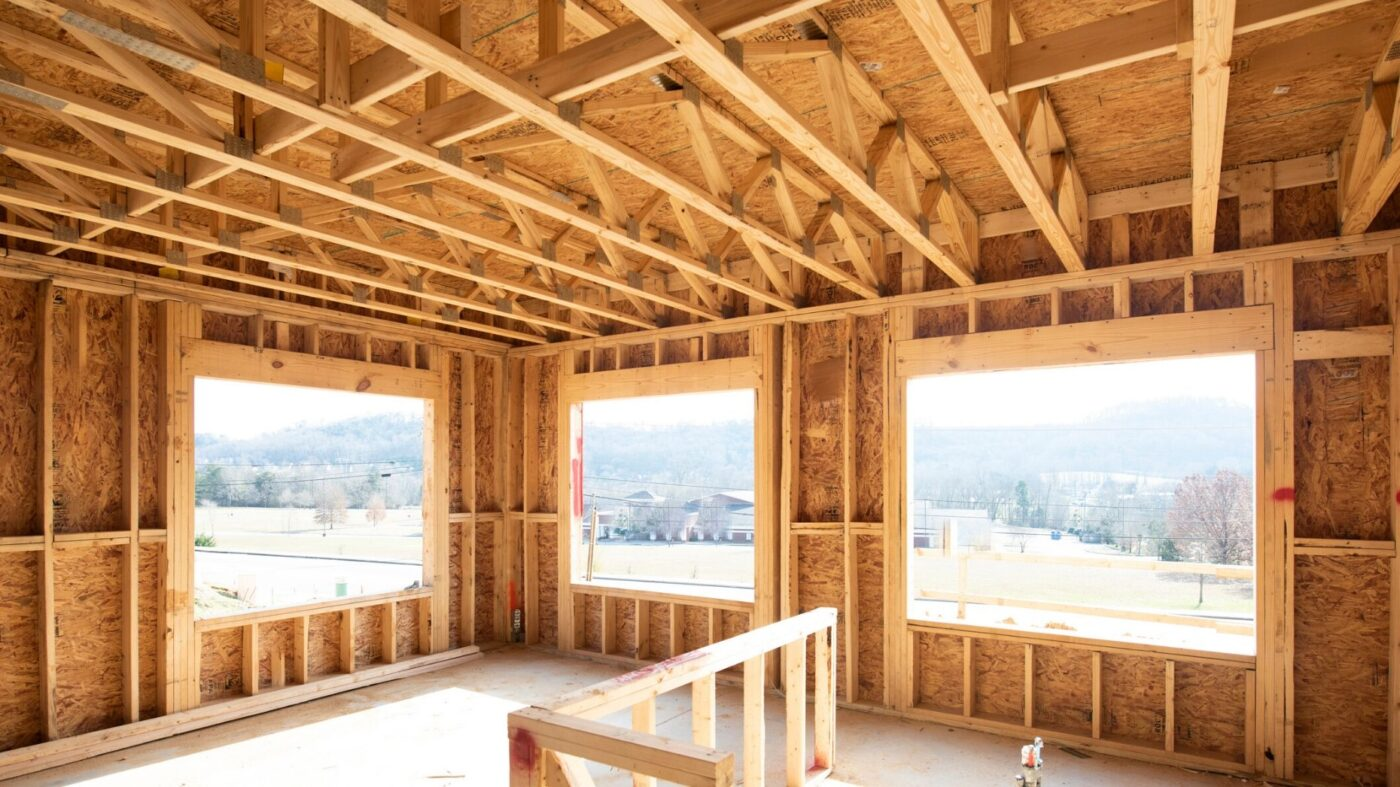 Rising rates are slowing home construction