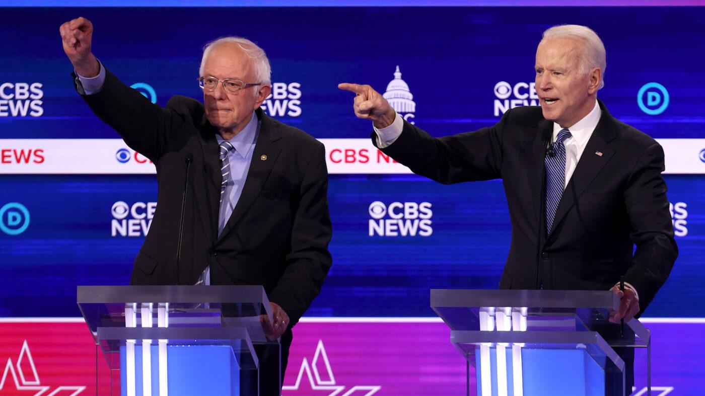 Breaking down the housing proposals of Biden and Sanders