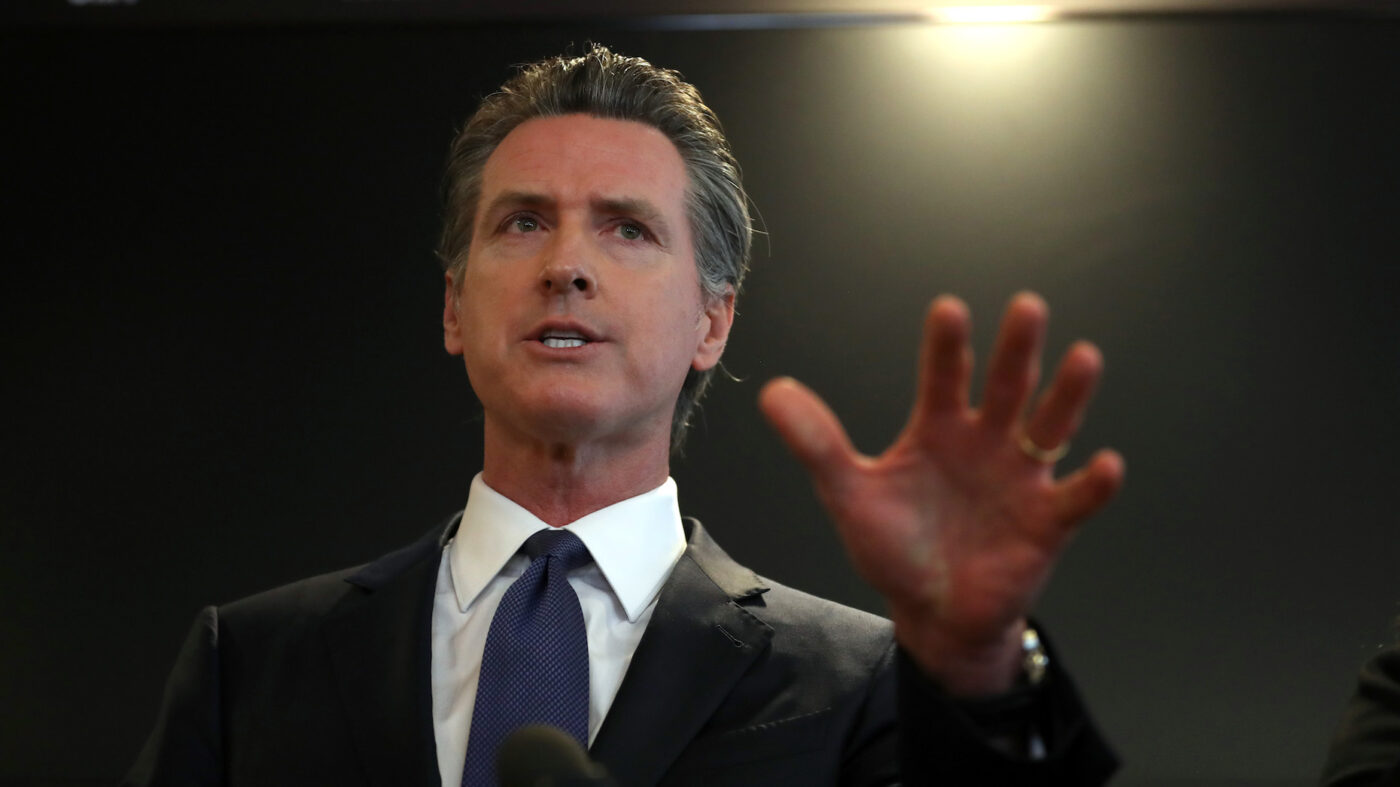California governor stops evictions amid coronavirus outbreak