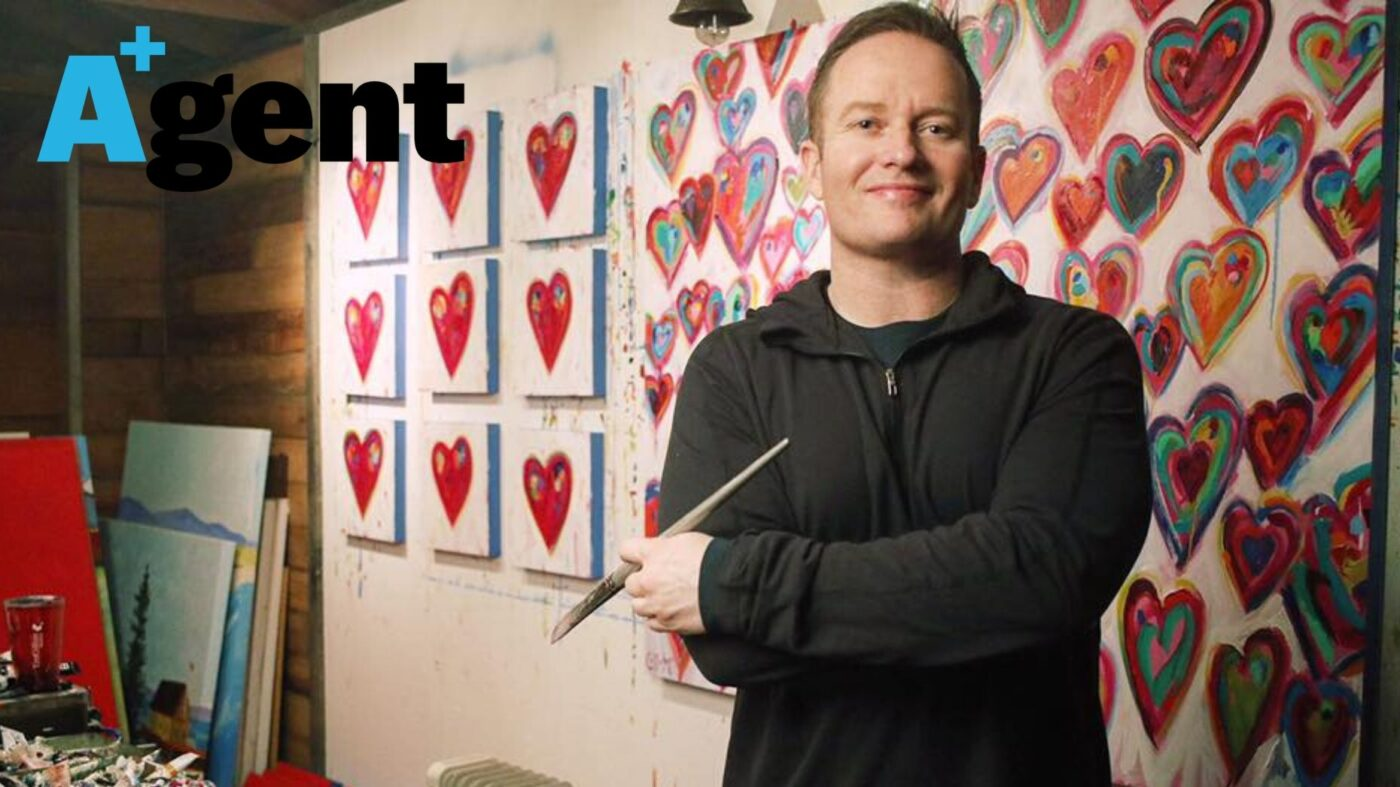 How agent Tim Collom merged his love of art and real estate