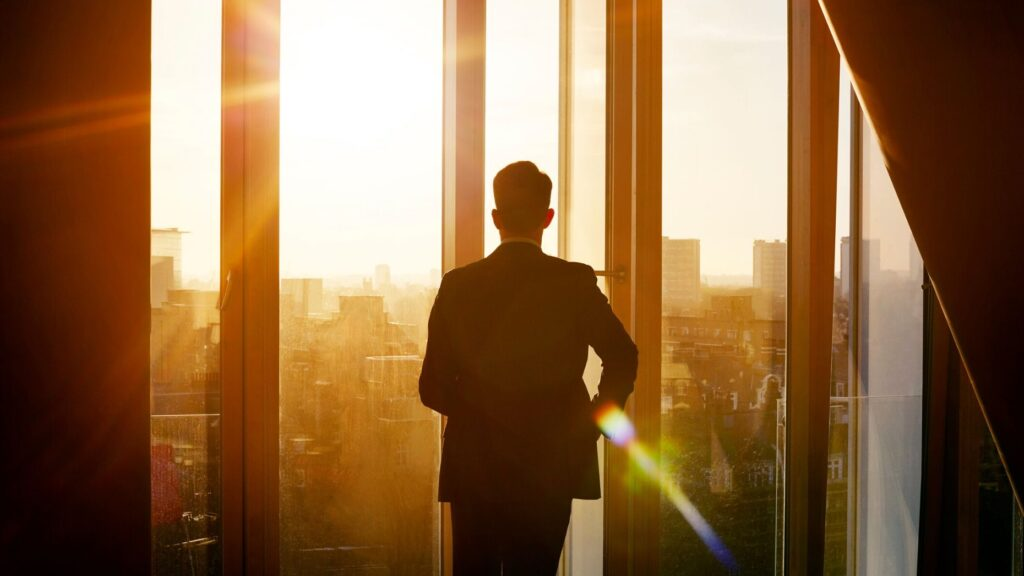 Your thoughts on good leadership during tough times
