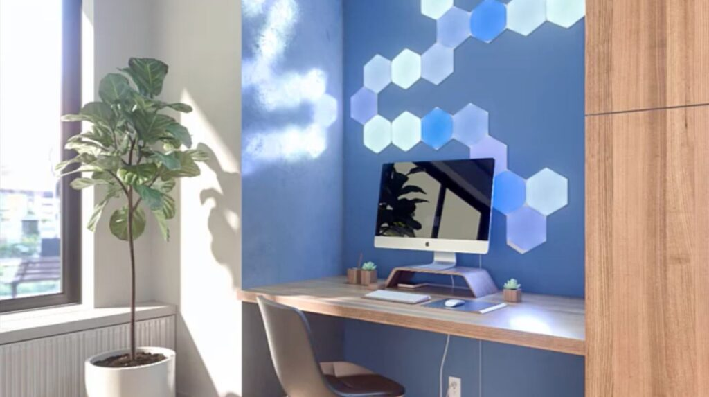 Smart-home tech for agents: NanoLeaf is reimagining home lighting