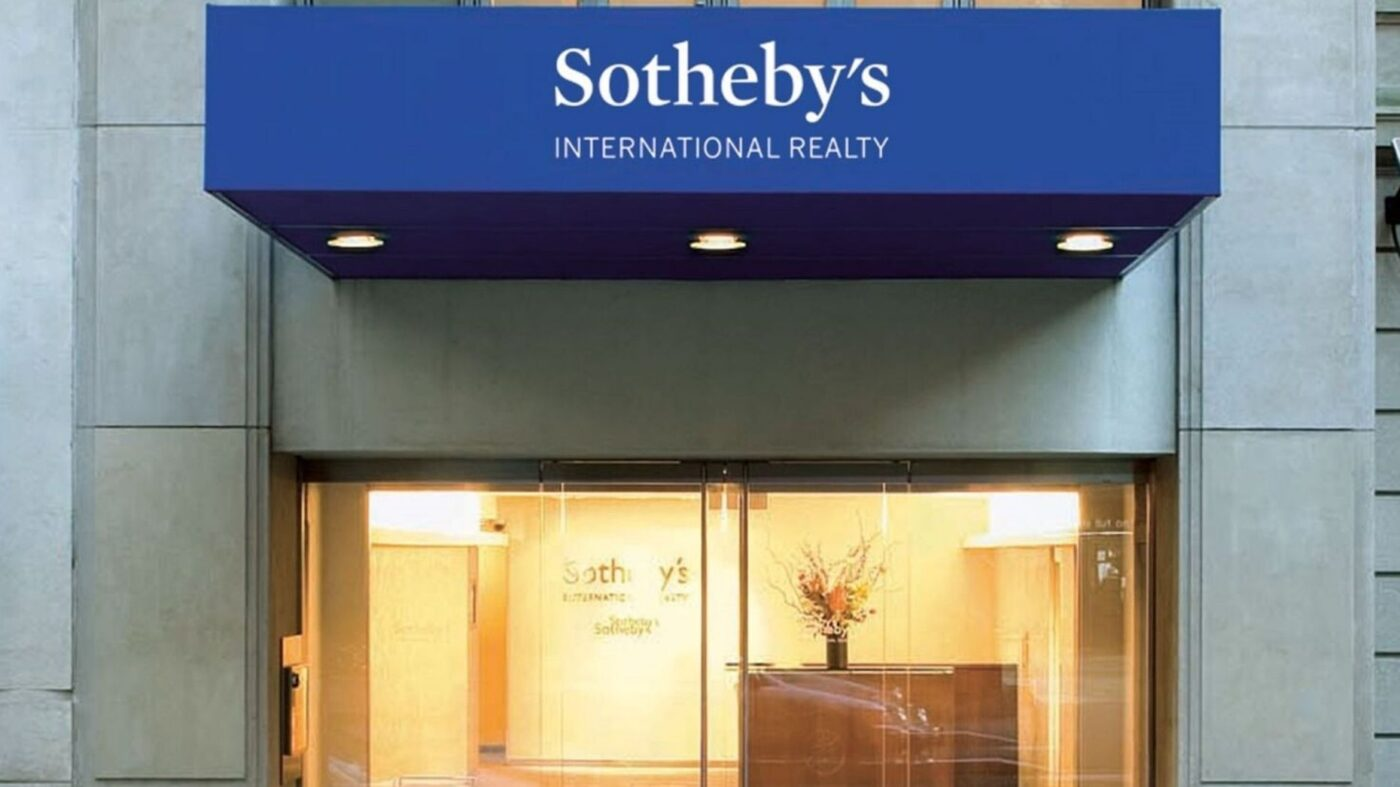 Sotheby's International Realty breaks its own sales record — again