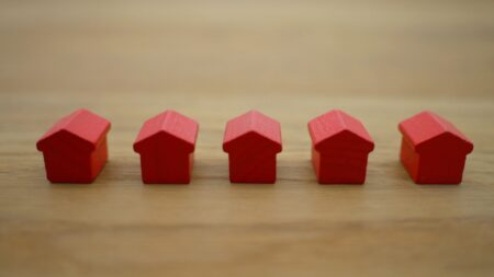Interest rate drop drives sudden surge in housing activity