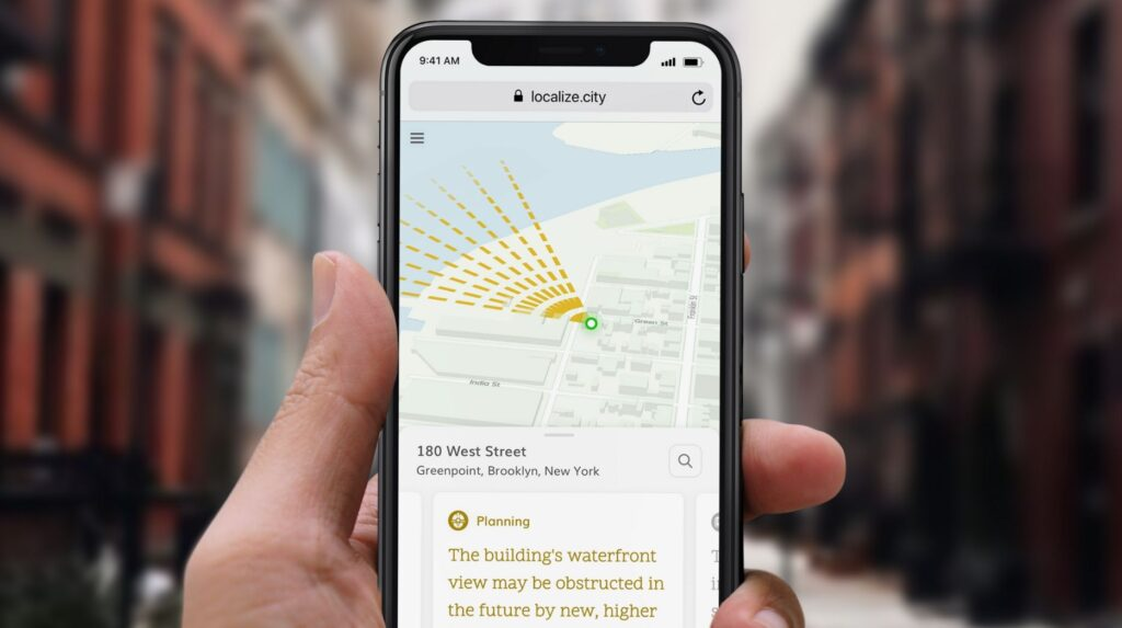 NYC-based property matching service Localize to connect buyers with agents