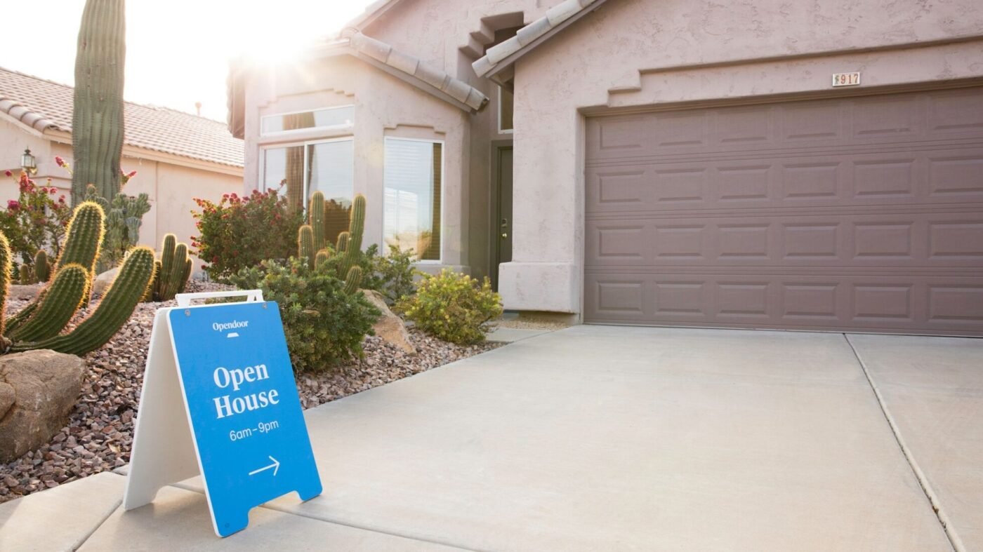 Opendoor returns to homebuying with contact-free selling