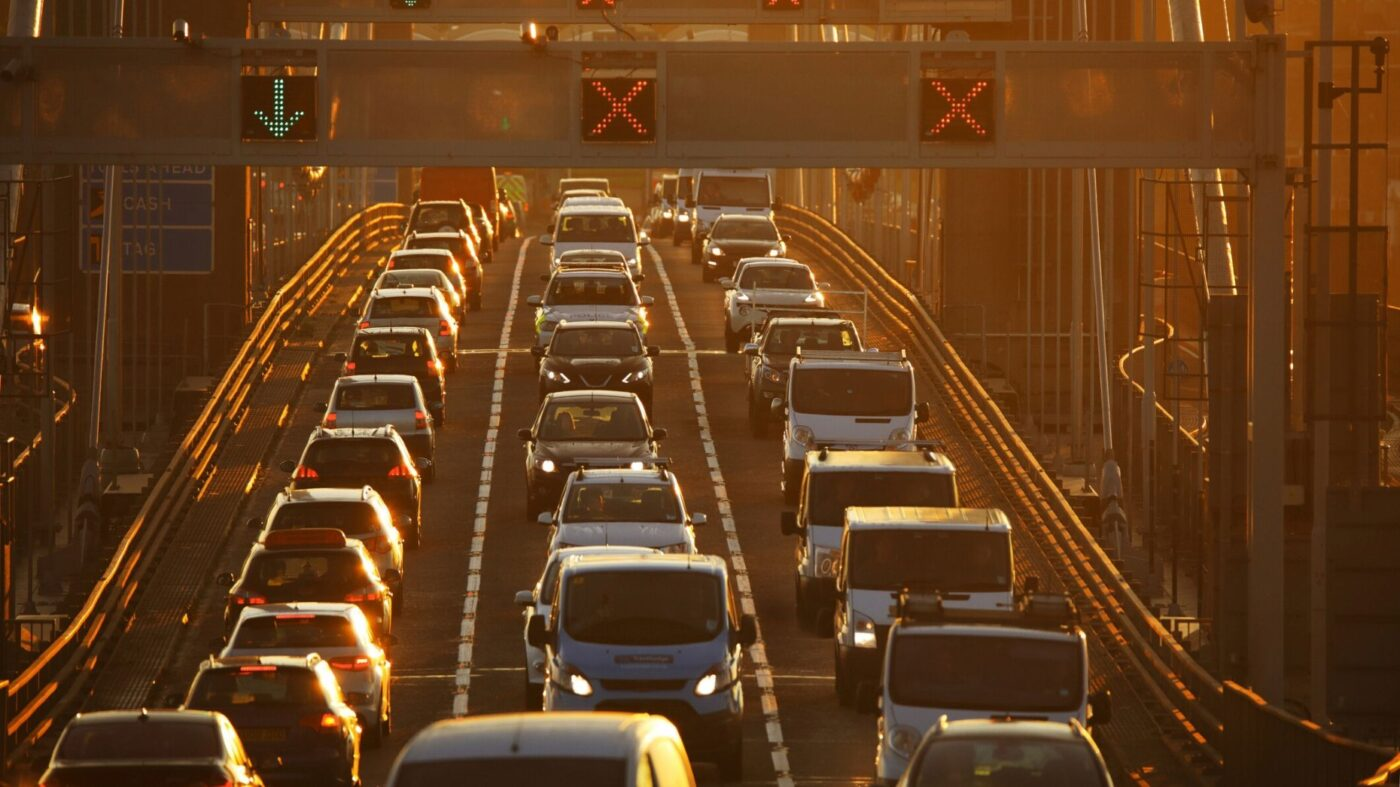 Commuters lose an average of $1,377 per year stuck in traffic