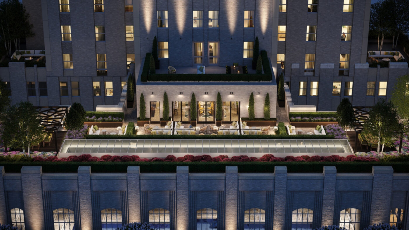 Here's a first look at the Waldorf Astoria's new luxury condos