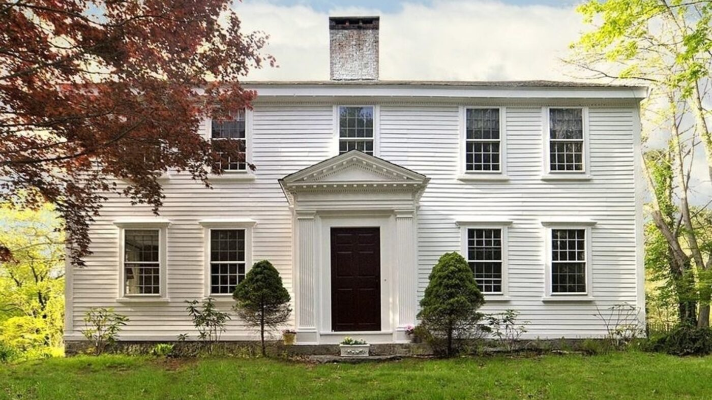 This Massachusetts mansion is the oldest home for sale in the US