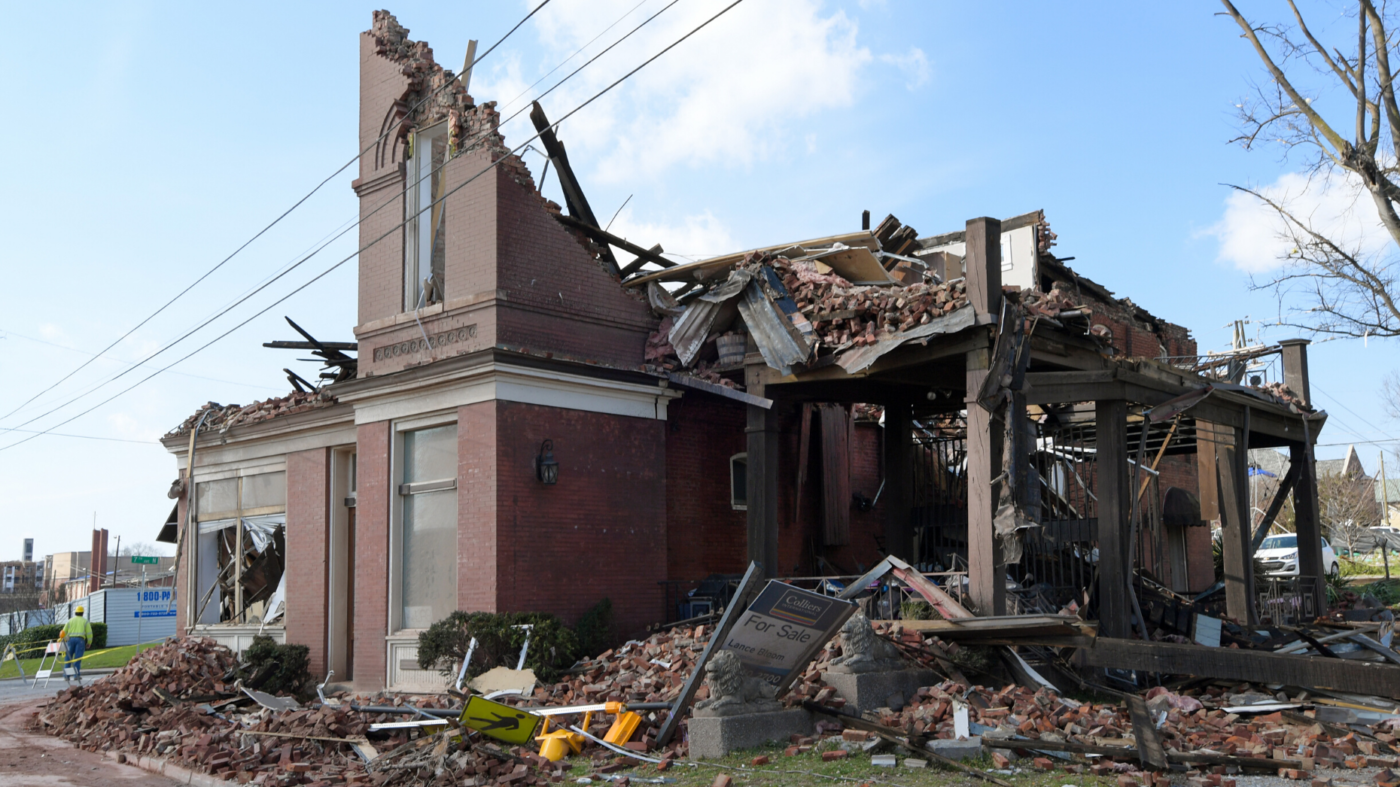 Nashville brokerages rally around community after deadly tornado