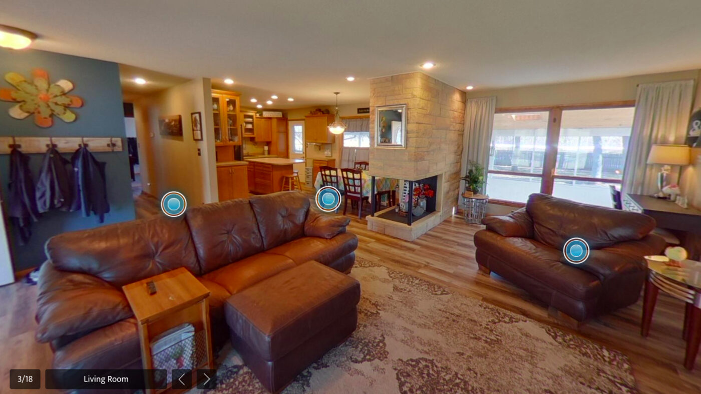 Brokerage hosts virtual scavenger hunts using 3D home tours