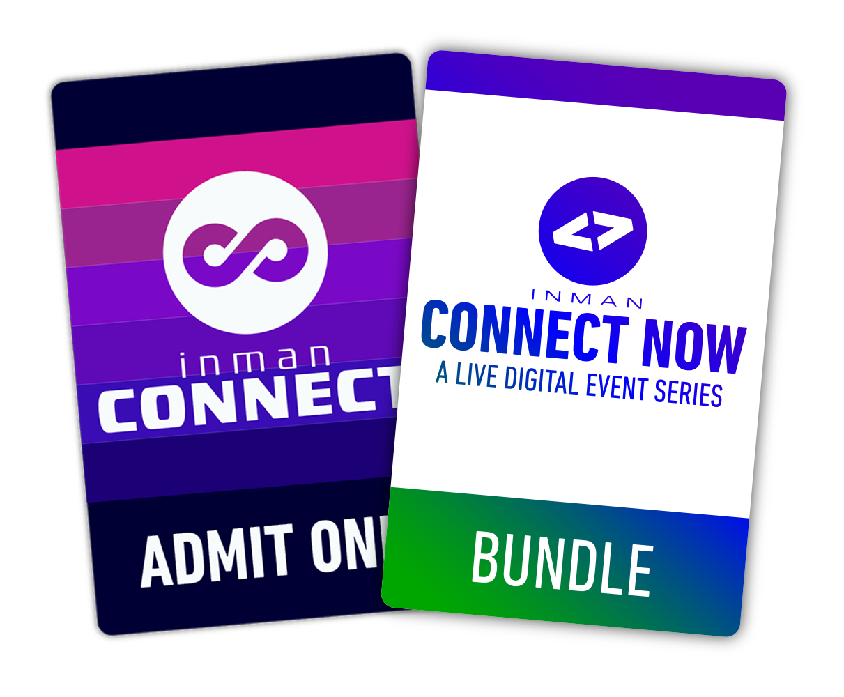10-Event Bundle: Inman Connect + Connect Now Series