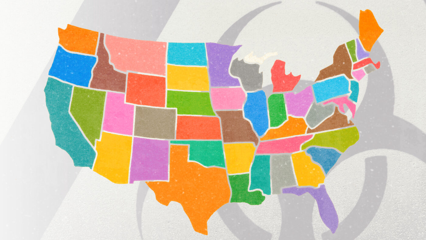 Inman's state-by-state guide to reopening the economy