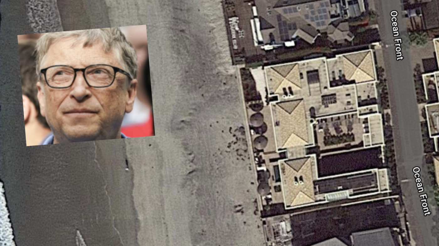 Bill and Melinda Gates buy oceanfront mansion for $43M