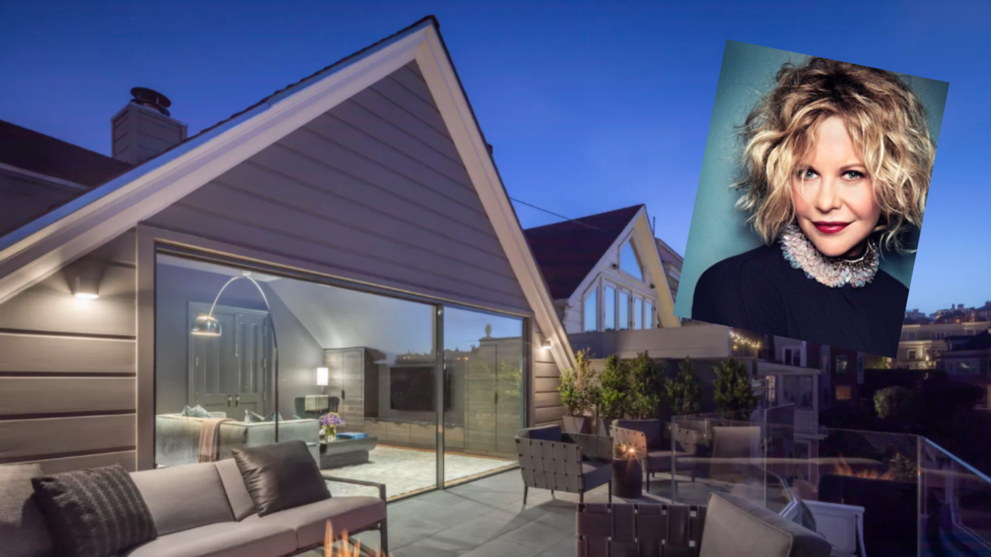 Meg Ryan's one-time home hits market for $19.9M