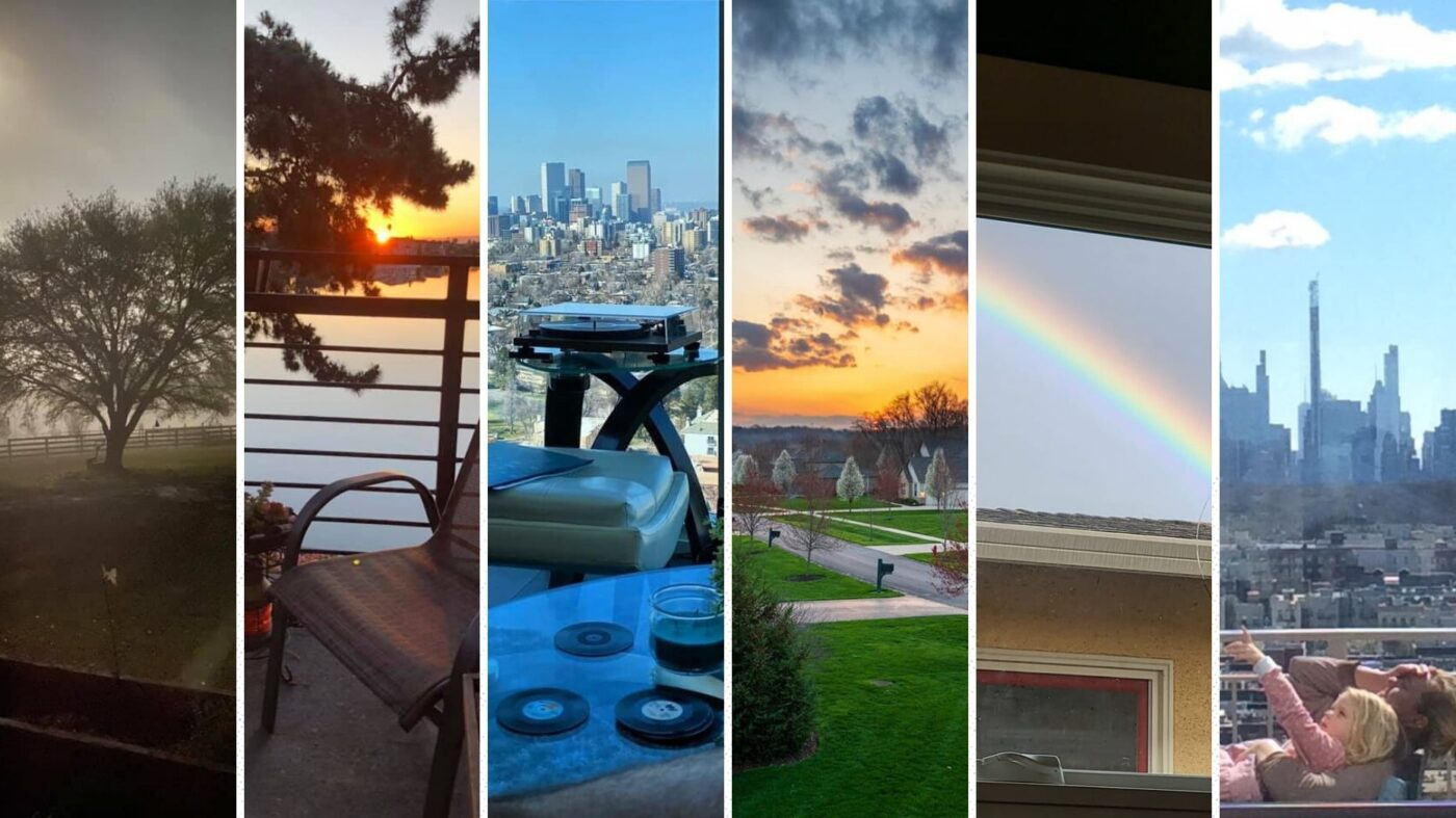 Show us your view! Readers share their favorite windows