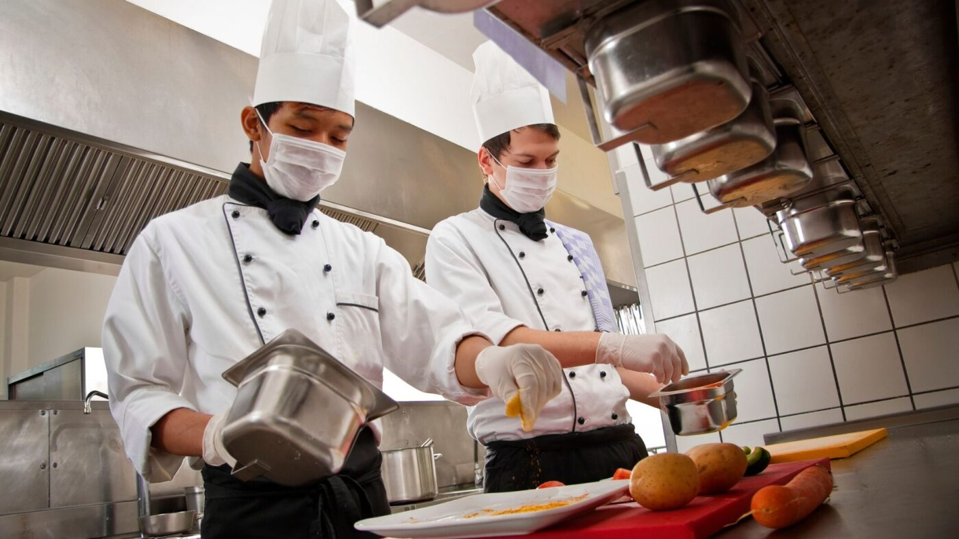 DC-area brokerage partners with local restaurants to feed communities in need