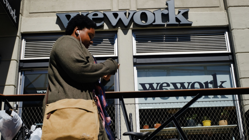 WeWork struggles to strike deal with landlords to reduce rent costs