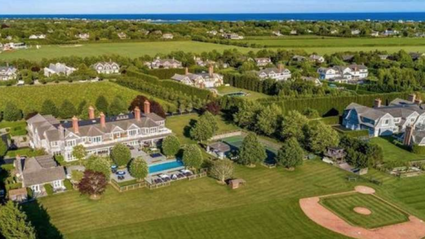 Man fleeing coronavirus pays nearly $2M to rent Hamptons mansion