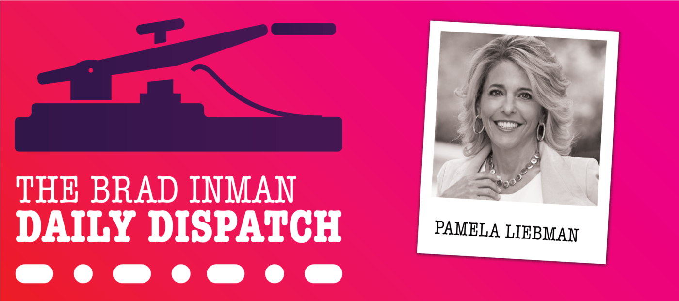 Daily Dispatch: Pamela Liebman stands tall for New York City