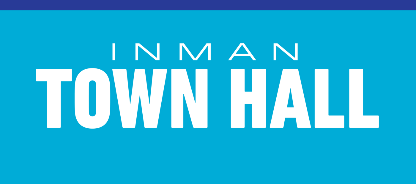 Announcing the Inman Town Hall