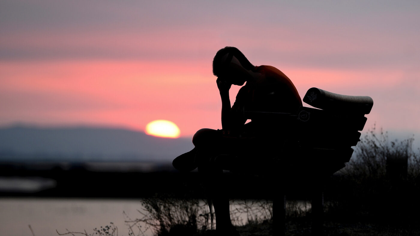 How to cope with grief, isolation and loss of control