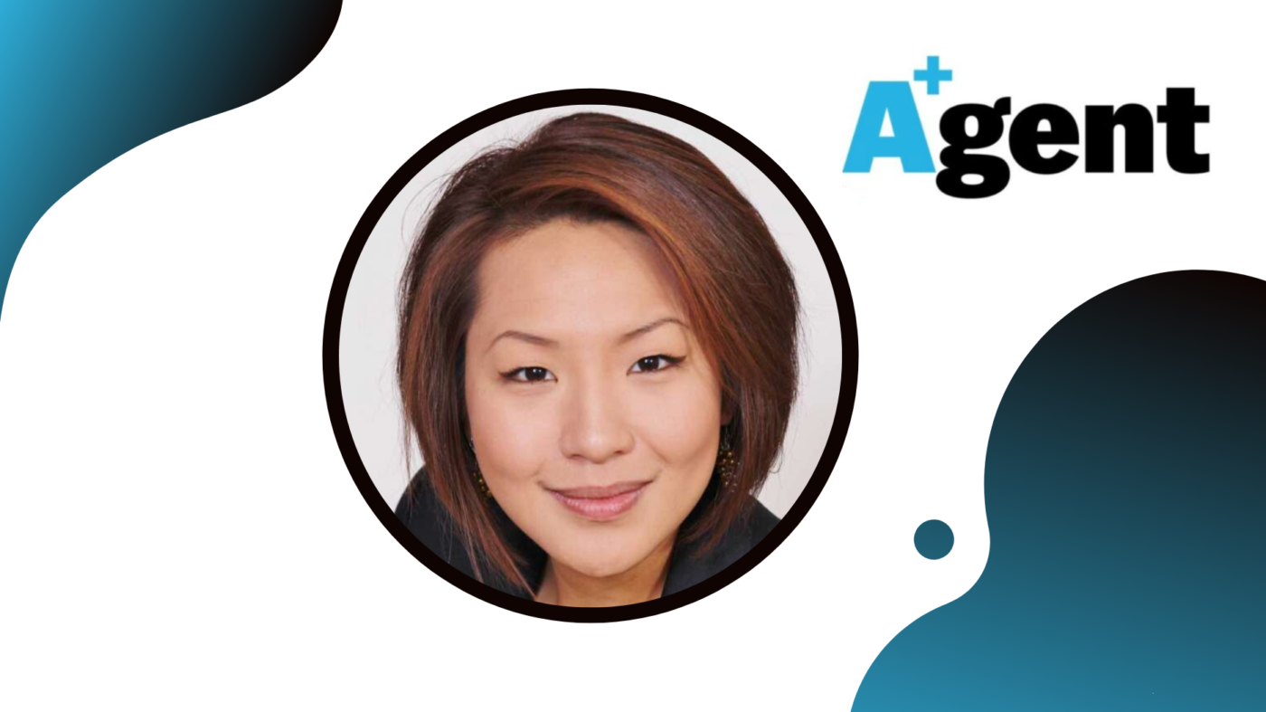How agent Sarah Huo is helping her community — 1 dumpling at a time