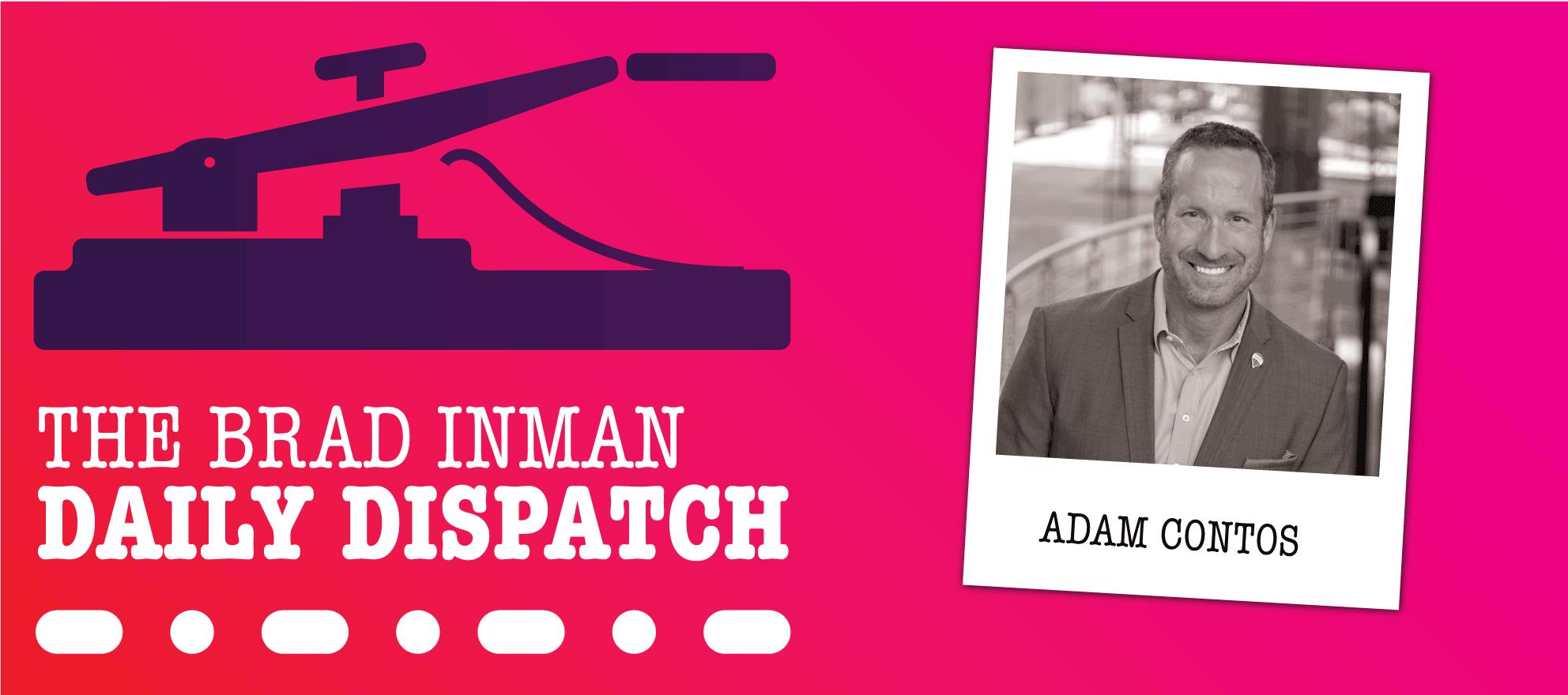 Daily Dispatch: Adam Contos, CEO, RE/MAX
