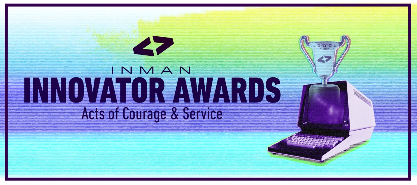 Call for nominees: Inman Innovator Awards — Acts of Courage & Service