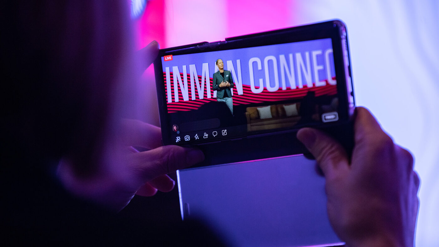 Inman announces Startup Alley participants for Connect Now