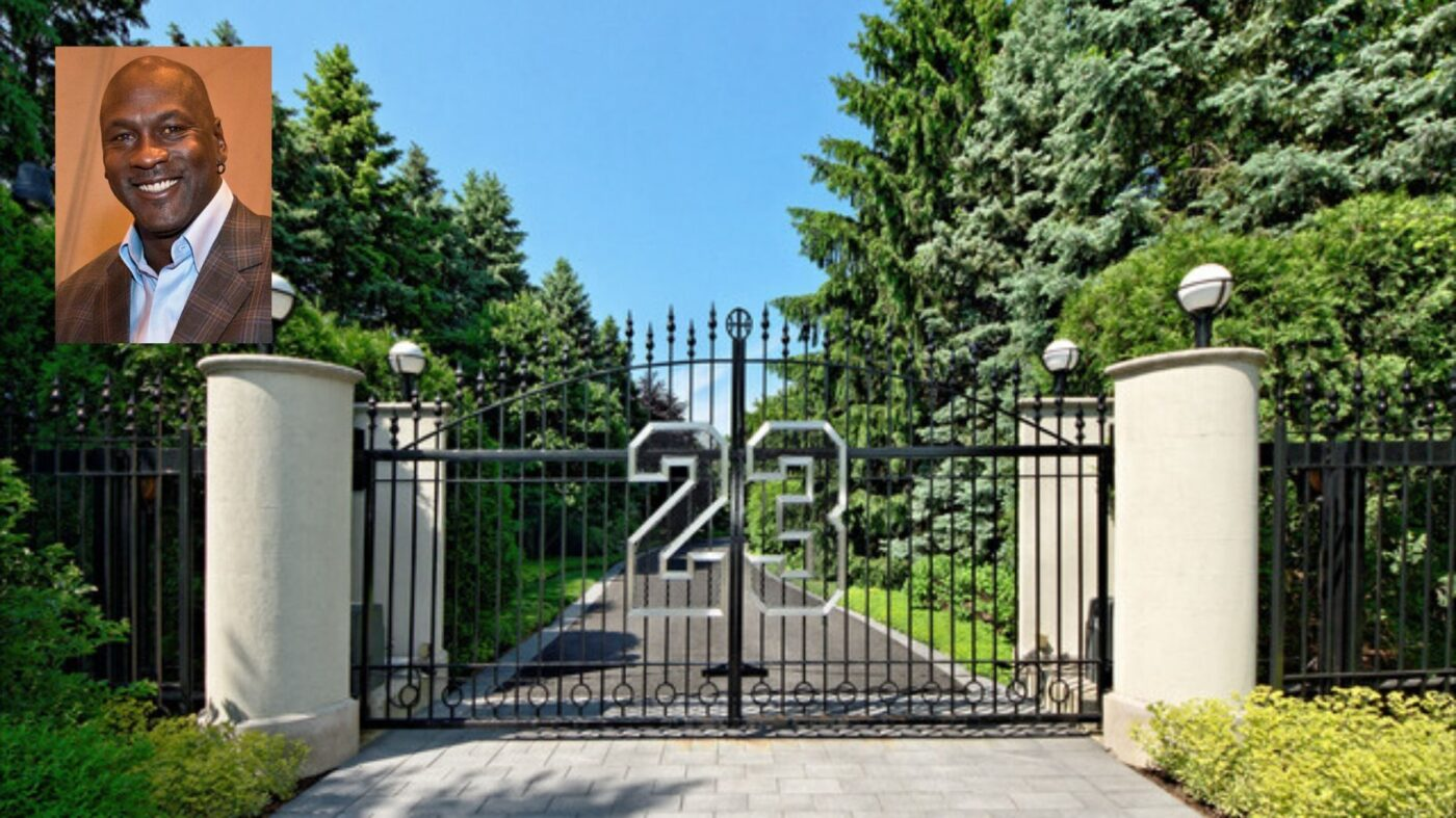 Is this 'The Last Dance' for Michael Jordan's Chicago mansion?