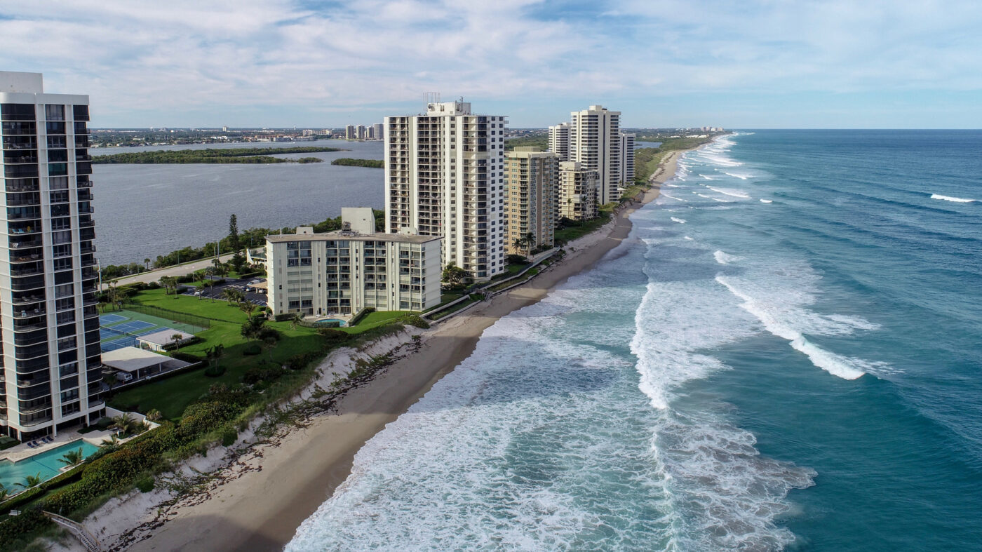 Private Palm Beach island to sell for $90M in off-market deal