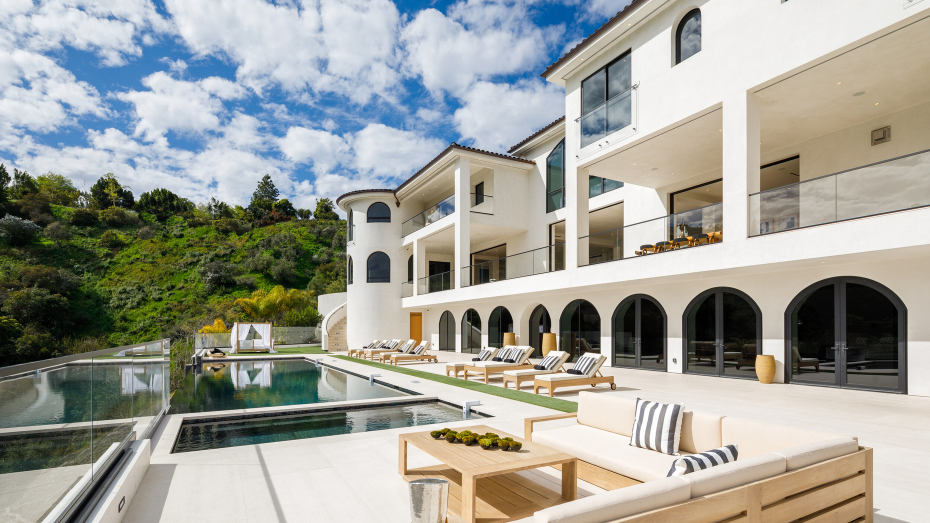 Bel Air megamansion returns to market with a mega price cut