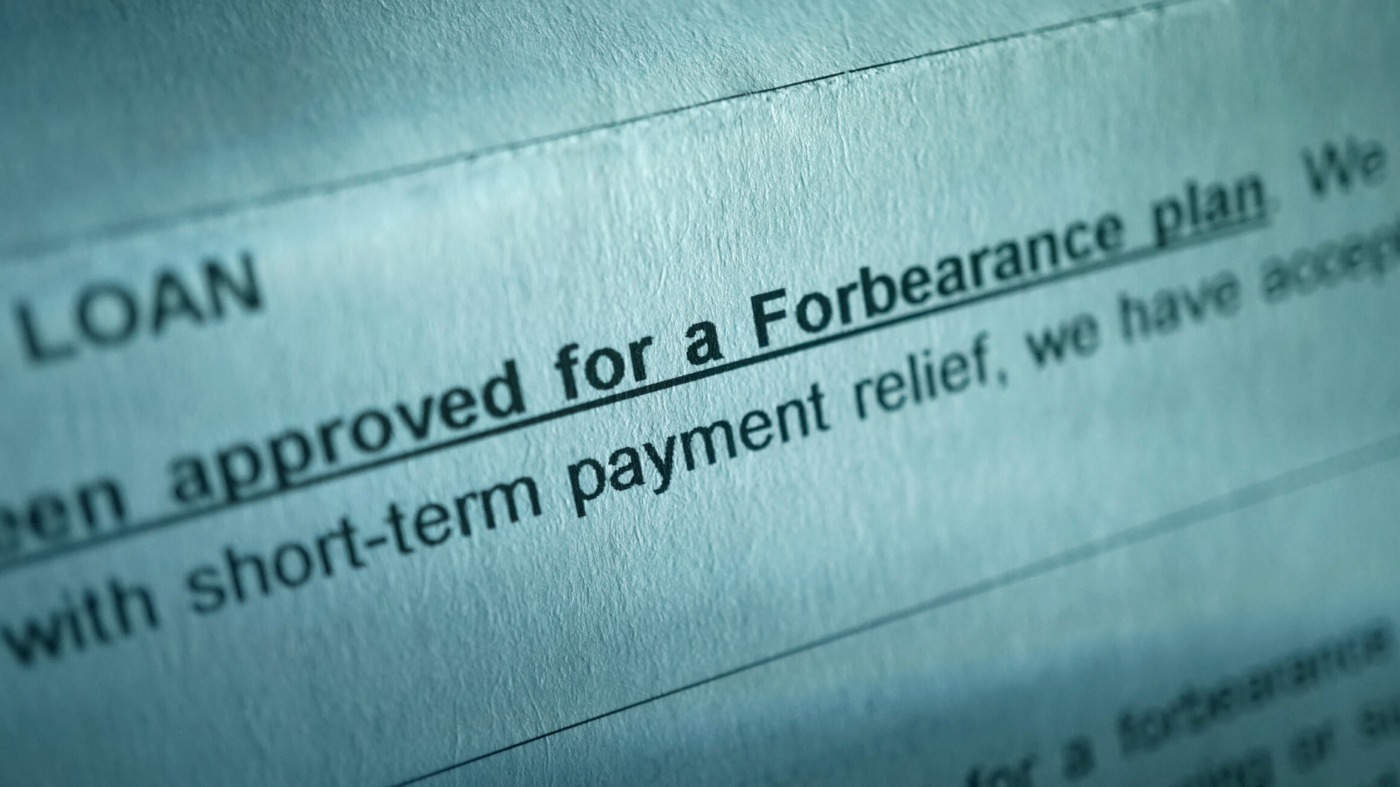 Mortgages in forbearance remained steady over Thanksgiving