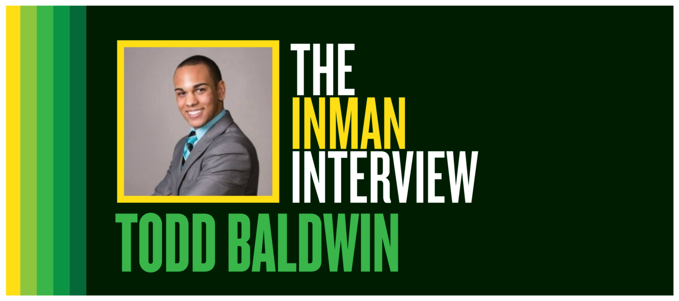 Todd Baldwin on being a 28-year-old landlord in these turbulent times